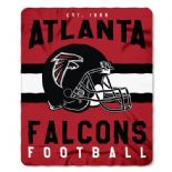 Atlanta Falcons Football Established 1966, Fleece Throw Blanket